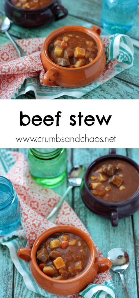 Beef Stew | Crumbs and Chaos