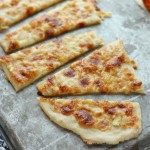 Honey Garlic Flatbread | Crumbs and Chaos