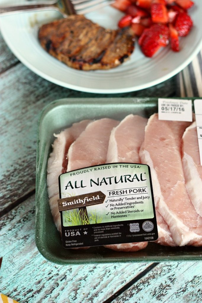 Smithfield All Natural Pork Chops