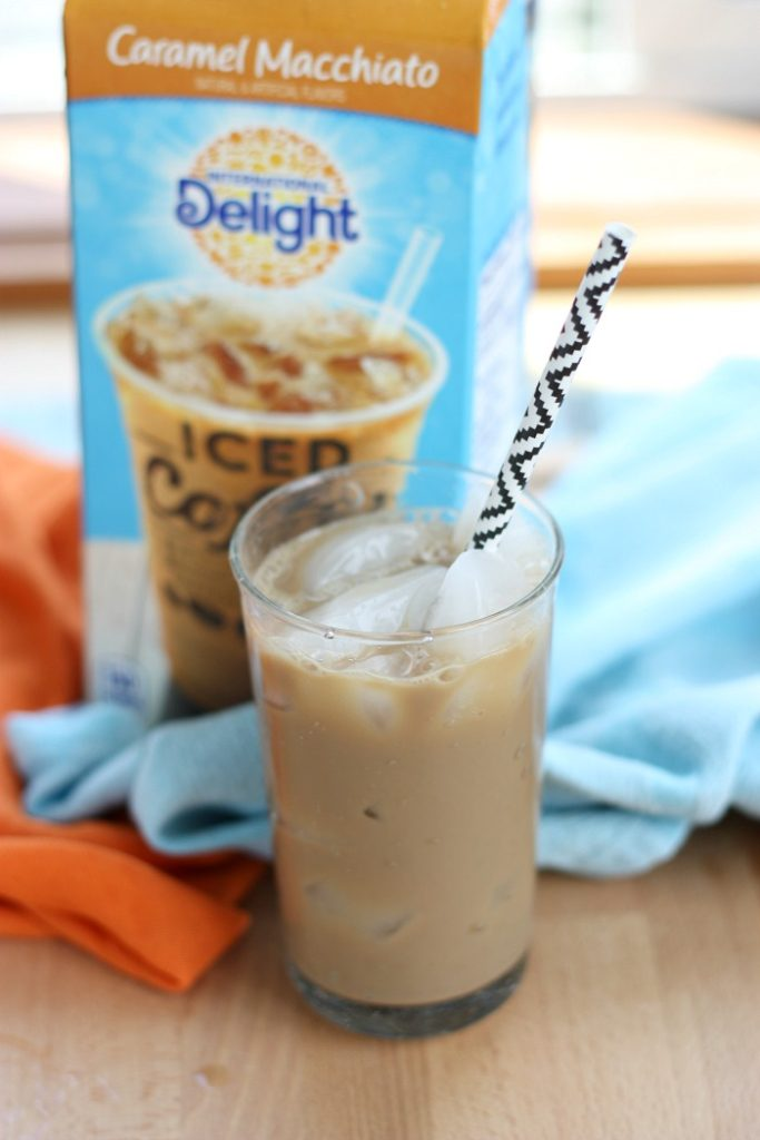 Iced ID Coffee