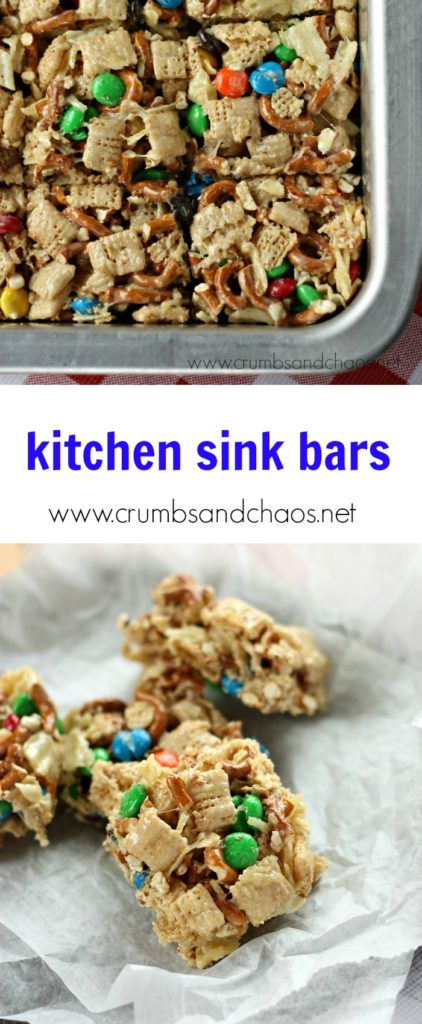 ... best of sweet and salty, Kitchen Sink Bars are an irresistible treat