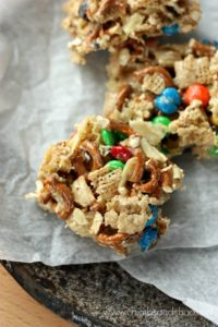 The best of sweet and salty, Kitchen Sink Bars are an irresistible treat!