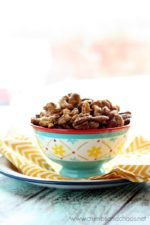 {sweet heat} Mixed Nuts