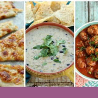 20+ Appetizers for Game Day