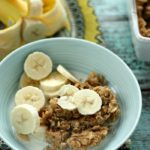 This easy baked oatmeal is a comforting, hot breakfast the whole family will love!