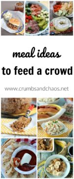 Meal Ideas for Feeding a Crowd